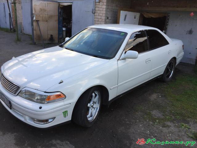 Продам toyota MARK II - 4/5